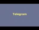 стикеры и визуальное оформление в Telegram