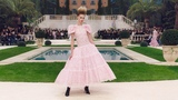 The Spring-Summer 2019 Haute Couture Show CHANEL
