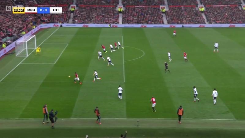 Ma_n Utd 1-0 To-t-t-enh-a-M. Обзор(Футбол.Чемпионат Англии 28.10.2017)