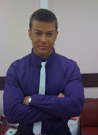 Владимир Кравцов, 2 февраля 1999, Москва, id201703402