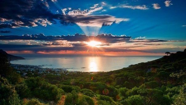 Что бы ни случилось, запасись терпением - Солнце должно снова взойти.