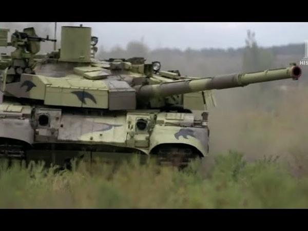 Conociendo al T84 Oplot M Ucraniano History Channel