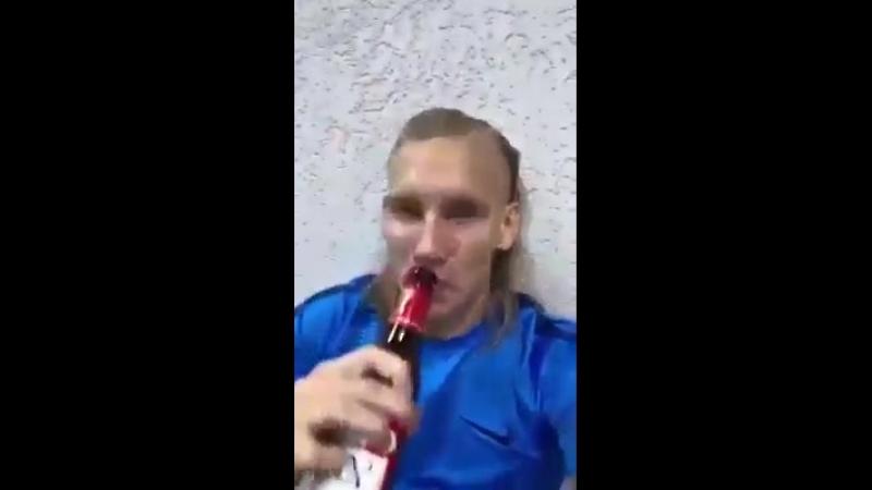 Захисник футбольної збірної Хорватії Домагой Віда записав друге скандальне відео
