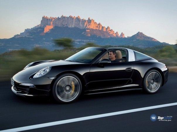 Porsche 911 Targa 4S 3.8L B6 Мощность: 400 л.с. Крутящий момент: 440 Нм Привод: Полный Разгон до сотни: 4,6 сек Максимальная скорость: 294 км/ч Масса: 1575 кг от $176,000