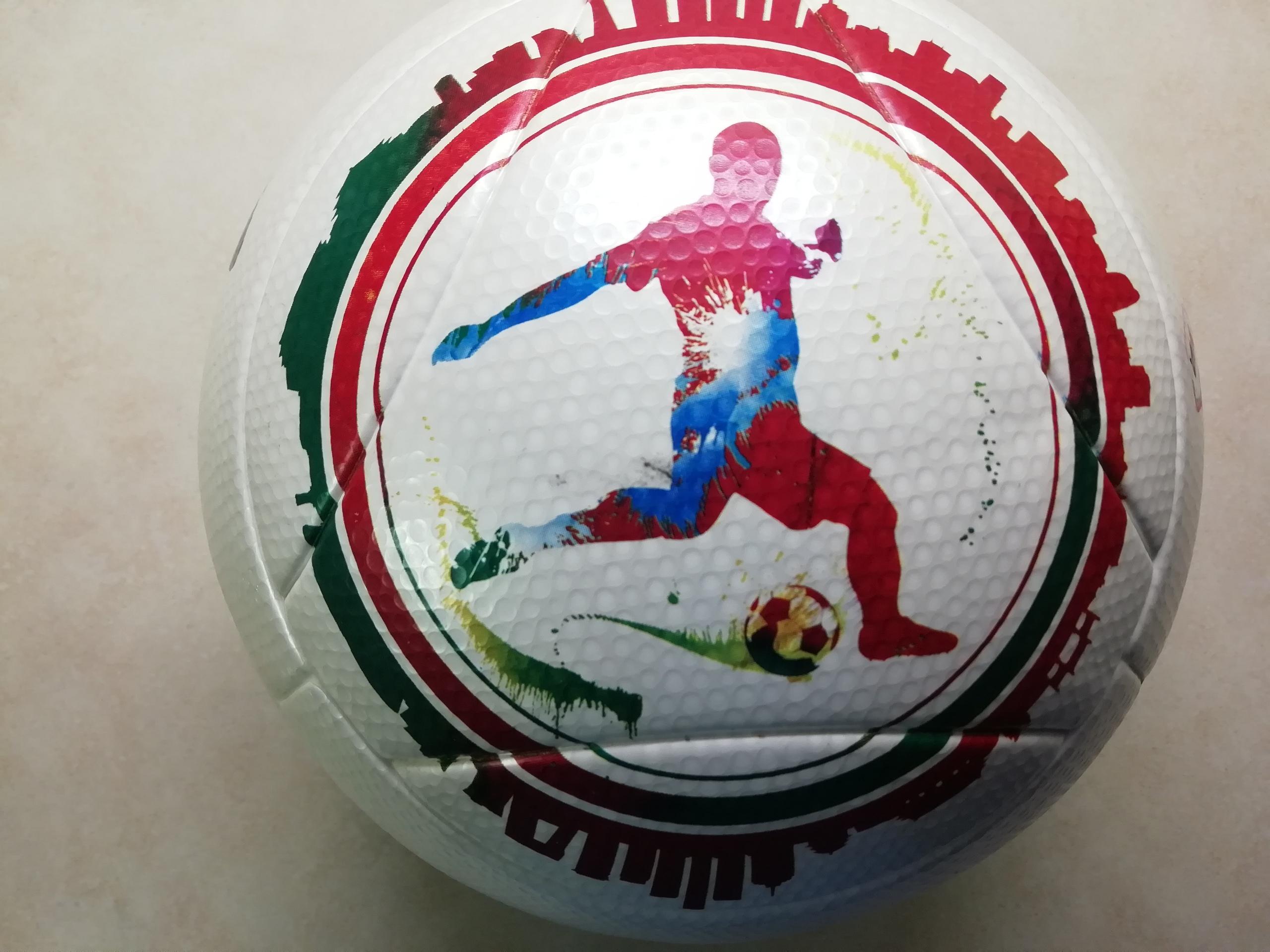 профессиональные футбольные мячи