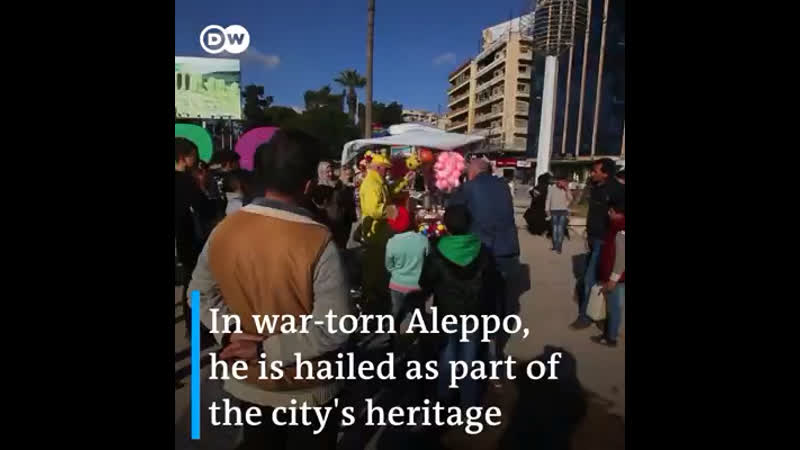 Abu Zakkour carries a secret, and it is yellow. For 36 years, the widower from Aleppo has dressed in that colour. But why?