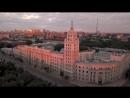 Воронеж рассвет - Voronezh sunrise - aerial drone