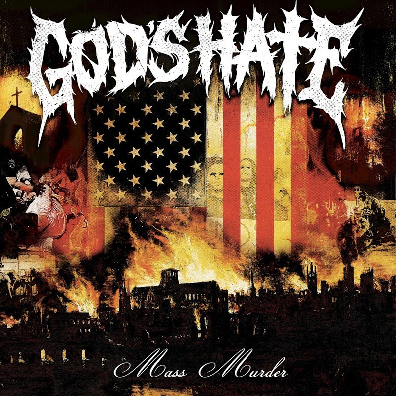 God's Hate - Mass Murder (2016)