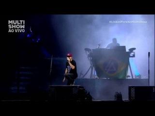 Linkin Park - MIKE SOLO MEDLEY (w/ MR HAHN) (Brazil 2014) HD