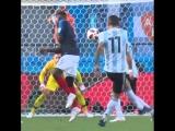 Франция - Аргентина. Гол Ди Марии