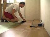 Укладка ламината - Как стелить ламинат