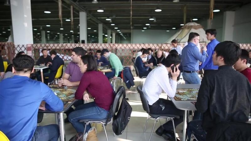 1-й турнир по настольной игре Қазақ хандығы