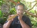 Basics of Ohe Hano Ihu, Hawaiian Nose Flute