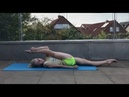 Contortion Yoga girl Acrobatics, Gymnastics, Clothing for yoga and fitness