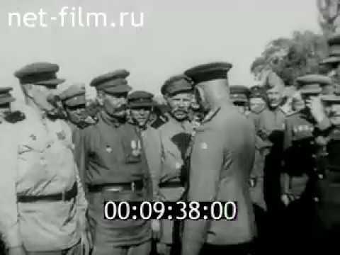 Юбилей Уральского добровольческого танкового корпуса 1988