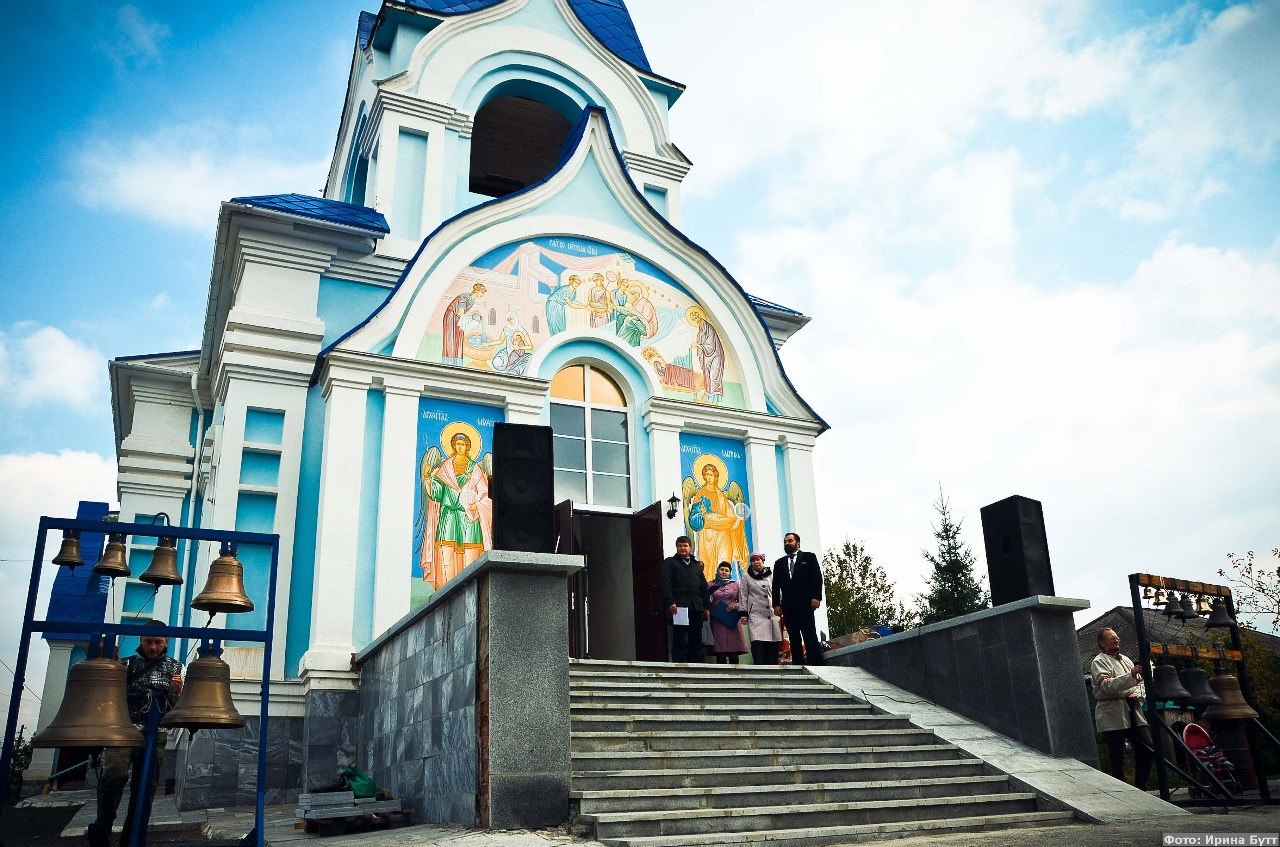 Фестиваль колокольных звонов 21.09.2014. (03.10.2014)