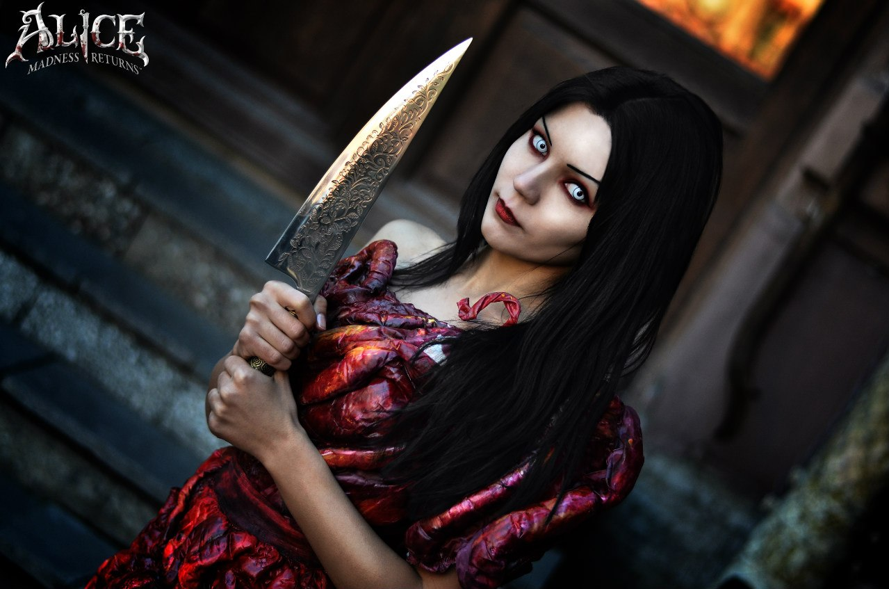 alice madness returns арты
