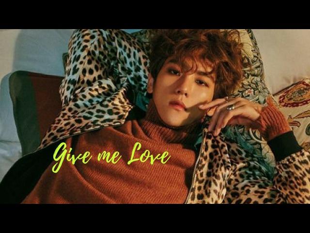 Baekhyun x Wendy [baekdy] - Give me love