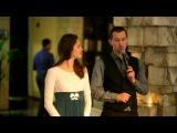ведущий на свадьбу (тамада) Антон Левцов - свадьба в ресторане Бульвар (1)