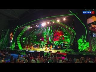 Александр Панайотов - «Ночь на облаках». Торжественное открытие фестиваля «Новая волна» - 2018.