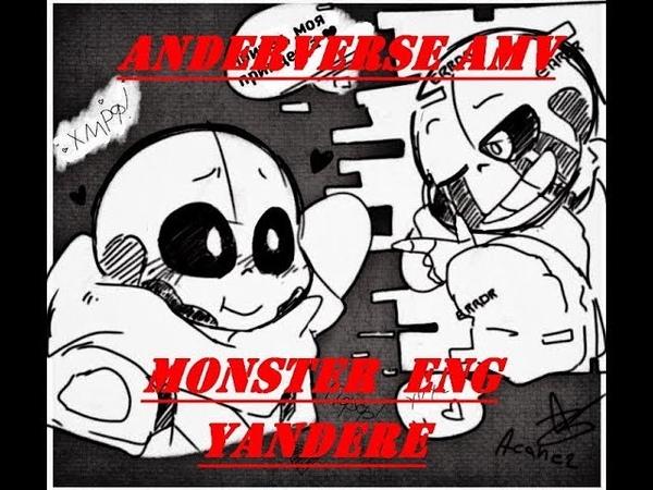 Underverse AMV/Monster/UNDERTALE/ErrorInk/ENG