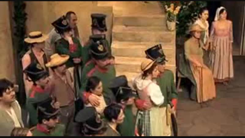 Lelisir damore . Gaetano Donizetti (Любовный напиток)Rolando Villazon Anna N