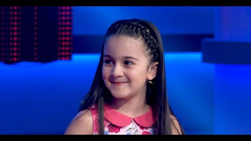 ՄԵԾ ՓՈՔՐԻԿՆԵՐLITTLE BIG SHOTS-Միլենա ՄկրտչյանMilena Mkrtchyan-Wonder-kid of world capitals