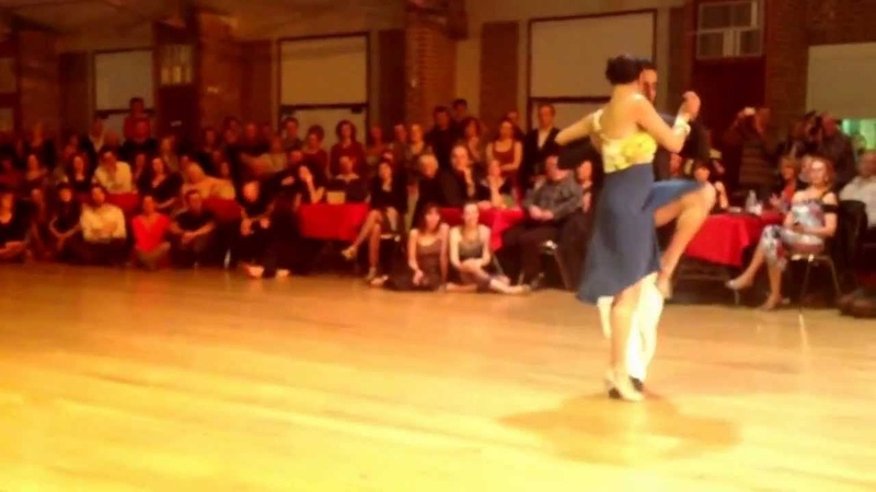 Maria Filali et Ozgur Karahan à Lille Première improvisation valse: Quien Sera, Edgardo Donato
