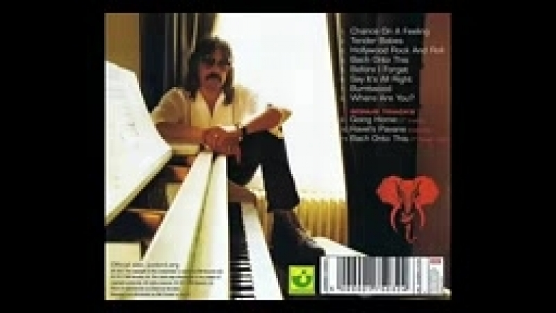 Jon Lord Before I Forget