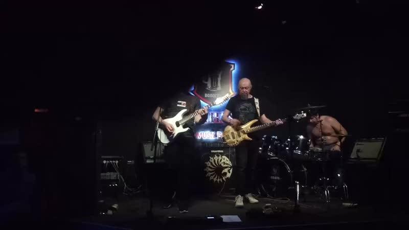 Заложники - Борода(Cosmo Rock 13. 04.19бар Irris)