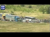 Донецк Граница с Россией Жители продолжают покидать родные города Новости Украины Сегодня