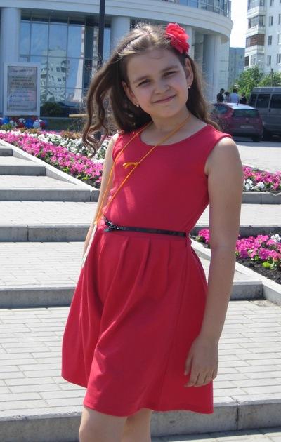 Полина Криушенкова, 14 апреля , Саранск, id174963898