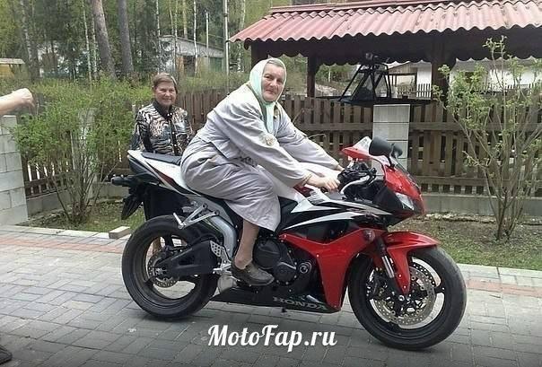 Honda CBR 600 — самый популярный спорт-байк в России