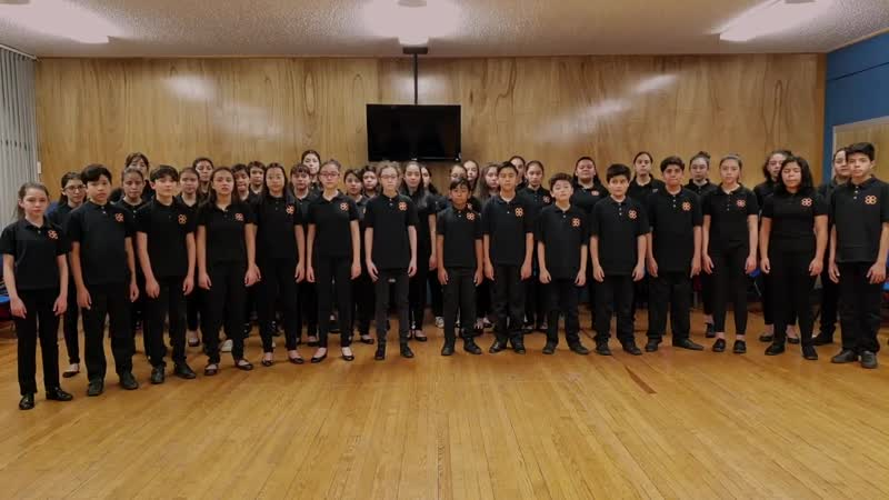 The Children Choir for SepticFlesh show with the Orchestra and Choir on the 2nd of February at the Metropolitan Theatre in Mexic