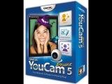Как снять видео с веб камеры-Cyberlink YouCam