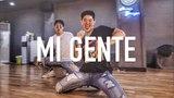 MI GENTE - J. Balvin, Willy William Bongyoung Park, Joseph Jung Choreography Dance
