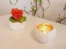 DIY hübsche kleine Deko Schalen aus Paperclay einfach selbst machen Deko Kitchen