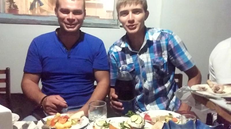 С Изетом
