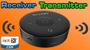 БЛЮТУЗ РЕСИВЕР-ТРАНСМИТТЕР BlitzWolf BW-BR3 Bluetooth V4.1 aptX обзор