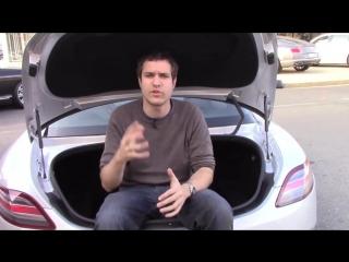 [Doug DeMuro Русская Версия] Вот почему Mercedes SLS AMG стоит $185 000