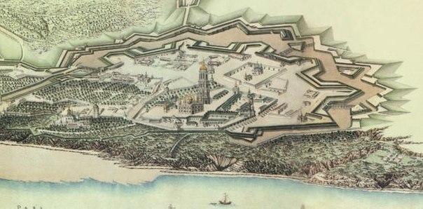 Крепость, из которой не было сделано ни одного выстрела