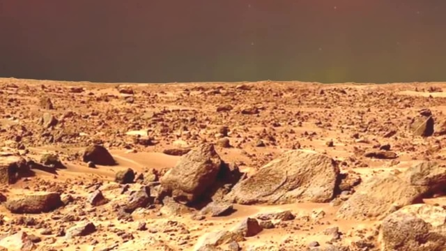 The real sound of the wind on Mars