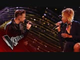 Olly Murs and Jennifer Hudson - Up (Live on Happy Hour with Olly Murs)