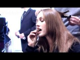 Models in Action - Monika Jac Jagaciak, Freja Beha, Karmen Pedaru - 2011 | FashionTV - FTV.com