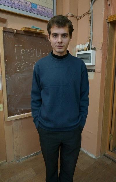 Антон Безлер, 26 июля 1988, Москва, id172643137