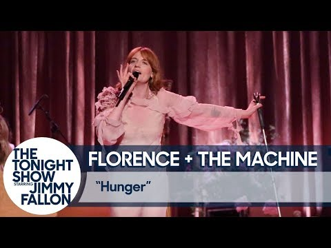 Florence The Machine: Hunger