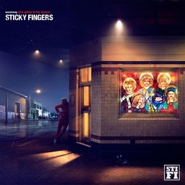 Sticky Fingers альбом Westway (The Glitter & The Slums)