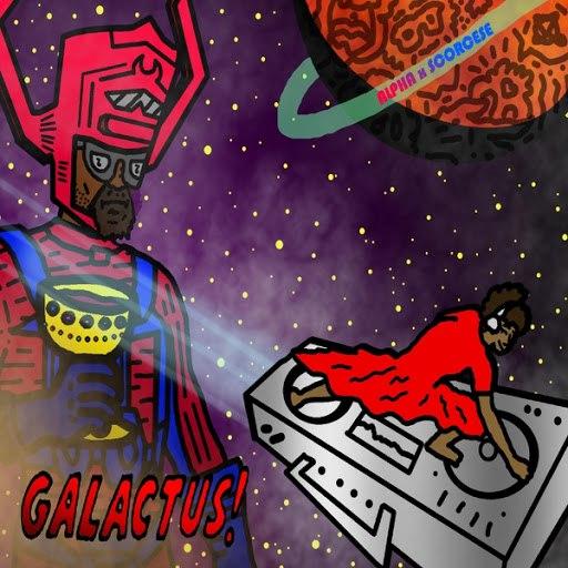Alpha альбом Galactus