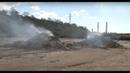 Незаконное сжигание отходов в Тирасполе