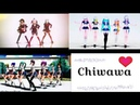 Chiwawa Милые тяночки танцуют под крутую песенку
